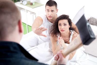 人妻との不倫がバレた時のリスク