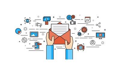 各出会い系のメール機能の特徴