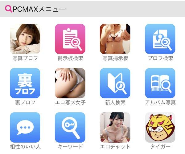 PCMAXの使い方